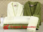 Наборы полотенец с халатом