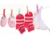 Детские стиральные порошки и гели