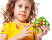 Витамины и диетические добавки для детей