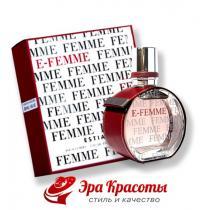 Парфюмированная вода спрей женская Estiara E-Femme, 100 мл
