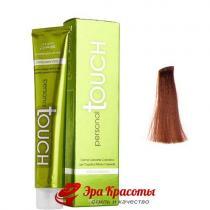Крем-краска безаммиачная Personal Touch Color Cream Punti di Vista 6.3 Темный золотистый блондин, 100 мл
