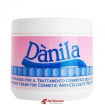 Антицеллюлитная маска-грязь на основе водорослей Mud for the cellulite cosmetic treatment Danila Punti di Vista, 100 мл