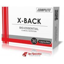 Диетическая добавка для увеличение сексуальной активности мужчин Икс Бек Х-Back Complete Pharma капсулы, №30
