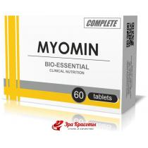 Диетическая добавка для нормализации гормонального баланса половой системы Миомин Myomin Complete Pharma таблетки, №60