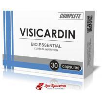 Диетическая добавка для улучшения зрения и общего укрепления организма Визикардин Visicardin Complete Pharma капсулы, №30