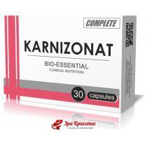 Диетическая добавка для нормализации сердечно-сосудистой системы Карнизонат Karnizonat Complete Pharma капсулы, №30