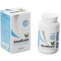 Диетическая добавка Тинефкон от псориаза и воспалительных кожных заболеваний Tinefcon Piramal Enterprises таблетки, №120