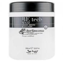 Кислая РН-маска с кератином и коллагеном Be Tech Acidifying Mask Be Hair, 1000 мл