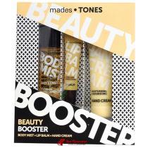 Косметический набор Джазовая Богиня trendy beauty set jazzy & crazy Tones Mades Cosmetics