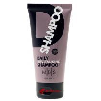 Безсульфатный шампунь для ежедневного использования Daily Revitalising Shampoo - Activated Charcoal Mades for men Mades Cosmetics, 150 мл