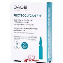 Ампулы-концентрат с выраженным антивозрастным эффектом Proteoglycan F+F Ampule Solution Babe Laboratorios, 2*2 мл