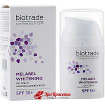 Крем дневной отбеливающий SPF 50+ Biotrade Whitening Day Cream Melabel, 50 мл