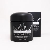 Крем для лица универсальный с осветляющим комплексом Mizon Black Snail All In One Cream, 75 мл