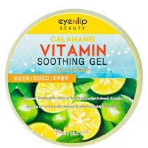 Гель для лица и тела успокаивающий с экстрактом каламанси Eyenlip Calamansi Vitamin Soothing Gel, 300 мл