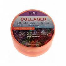 Гель-щербет с коллагеном для лица и тела Eyenlip Collagen Sherbet Soothing Gel, 300 мл
