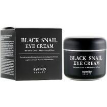 Крем для кожи вокруг глаз с экстрактом чёрной улитки Eyenlip Black Snail Eye Cream, 50 мл