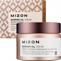 Крем для лица увлажняющий на основе масла оливы Mizon Barrier Oil Cream, 50 мл