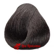 Безаммиачная краска для волос с органовым маслом и кератином Sintesis Colour Cream Ammonia-Free Black Professional 3.0 темно каштановый, 100 мл
