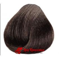 Безаммиачная краска для волос с органовым маслом и кератином Sintesis Colour Cream Ammonia-Free Black Professional 4.0 каштановый, 100 мл