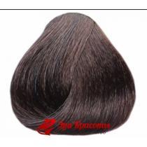 Безаммиачная краска для волос с органовым маслом и кератином Sintesis Colour Cream Ammonia-Free Black Professional 3.05 горький шоколад, 100 мл
