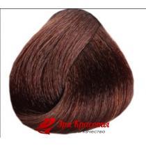 Безаммиачная краска для волос с органовым маслом и кератином Sintesis Colour Cream Ammonia-Free Black Professional 4.36 каштан, 100 мл