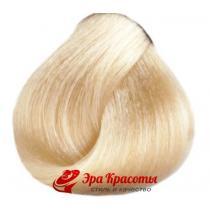 Безаммиачная краска для волос с органовым маслом и кератином Sintesis Colour Cream Ammonia-Free Black Professional 10.33 светло пшеничный, 100 мл