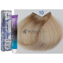Крем-краска для волос 10 Платиново-русый Abriil Et Nature, 60 мл