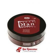 Воск для волос мужской Semi-matte Wax Man Lisap, 100 мл