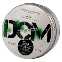 Воск матовый для укладки волос сильной фиксации Matt Wax DCM, 100 мл
