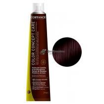 Безаммиачная тонирующая краска для волос 4.56 Шатен махагоново-красный Color Concept Care Coiffance, 100 мл