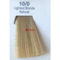 Краска для волос стойкая 10.0 Яркий Блонд Натуральный Master Lux, 60 мл