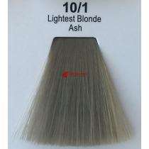Краска для волос стойкая 10.1 Яркий Блонд Пепельный Master Lux, 60 мл