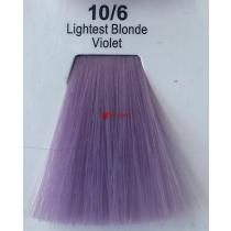 Краска для волос стойкая 10.6 Яркий Блонд Фиолетовый Master Lux, 60 мл