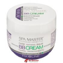 Бальзам красоты для волос разглаживающий с маслом Макадамии легкой фиксации Fix Line Spa Master, 100 мл