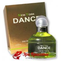 Женская туалетная вода спрей Cosmo New York Dance, 100 мл