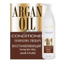 Кондиционер восстанавливающий с аргановым маслом Argan Oil Jerden Proff, 1000 мл