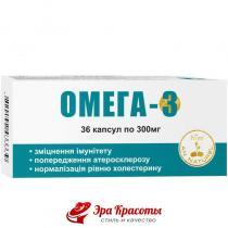 Омега 3 капсулы 300 мг Enjee, № 36