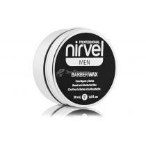 Воск для бороды и усов Barber Wax Nirvel Professional, 50 мл