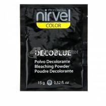 Блондирующий порошок пудра синяя Artx Blue Nirvel Professional, 15 г