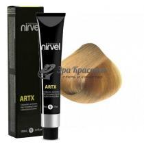 ARTX крем-краска,10/3 Очень светлый блондин золотистый Artx Nirvel Professional, 100 мл