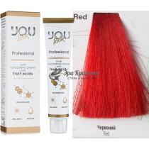 Корректор Red Красный Hair Colouring Cream You Look, 60 мл