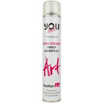 Лак для волос экстрасильной фиксации Art Extra Strong Finish Hairspray You Look, 500 мл