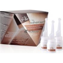 Уход-термозащита при химической обработке волос Selfsafeguard L᾿Alga, 1 ампула * 7,5 мл