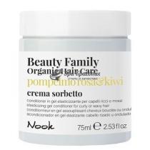 Гель-кондиционер для кудрявых и вьющихся волос Beauty Family Organic Nook, 75 мл