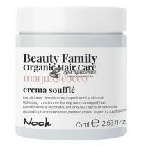 Кондиционер восстанавливающий для сухих и поврежденных волос Beauty Family Organic Nook, 75 мл