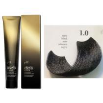 Краска для волос с арганом и кератином 1.0 черный pH laboratories pH Argan&Keratin, 100 мл