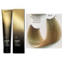 Краска для волос с арганом и кератином 10.0 блондин платиновый pH laboratories pH Argan&Keratin, 100 мл