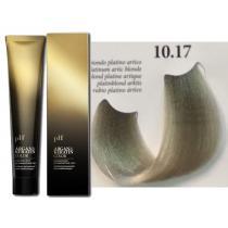 Краска для волос с арганом и кератином 10.17 платиновый блондин арктический pH laboratories pH Argan&Keratin, 100 мл