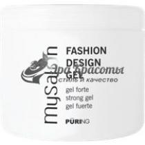 Гель моделирующий сильной фиксации Mysalon Fashion Design Gel Puring, 500 мл