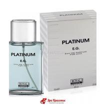 Парфюмированная вода Royal Cosmetic Platinum E.G., 100 мл